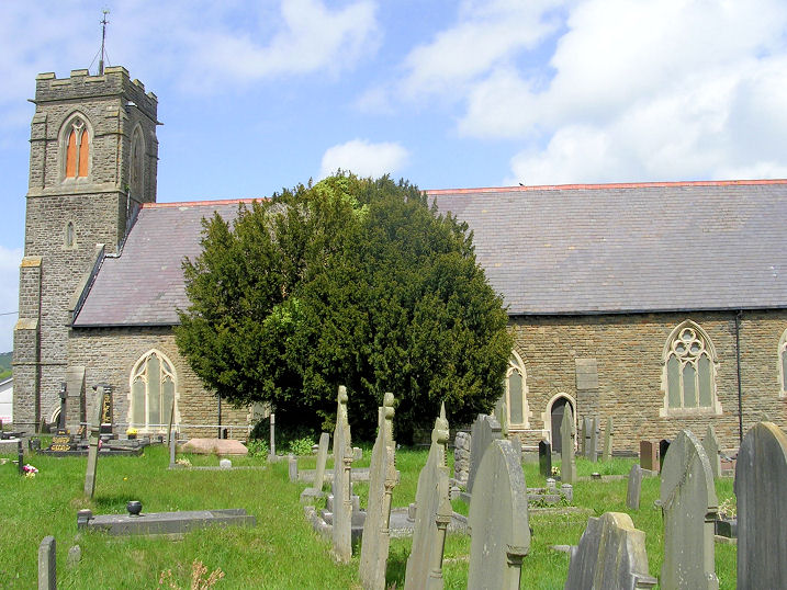 The Churches of Britain and Ireland - Llangennech