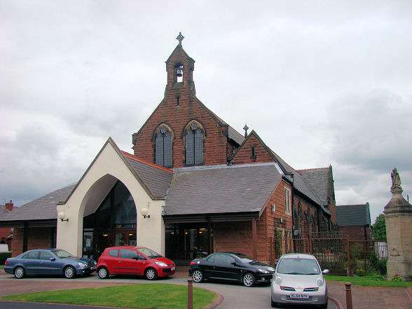 The Churches Of Britain And Ireland Haydock