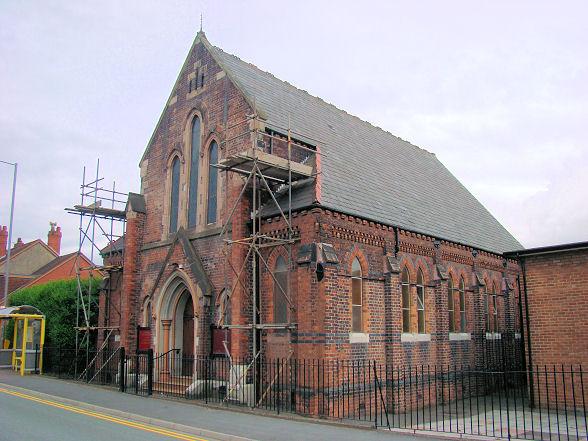 The Churches Of Britain And Ireland Haydock
