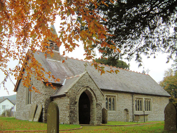 Radnorshire Churches