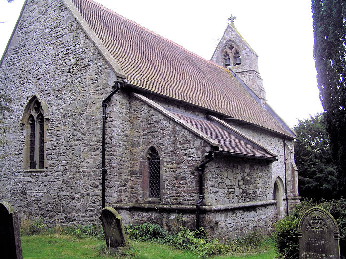 Montgomeryshire Churches